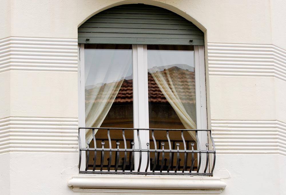 Tapparella e finestra