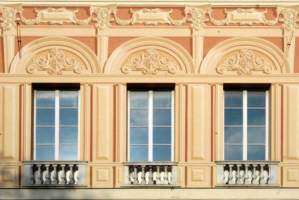 Serramenti Palazzo Multedo