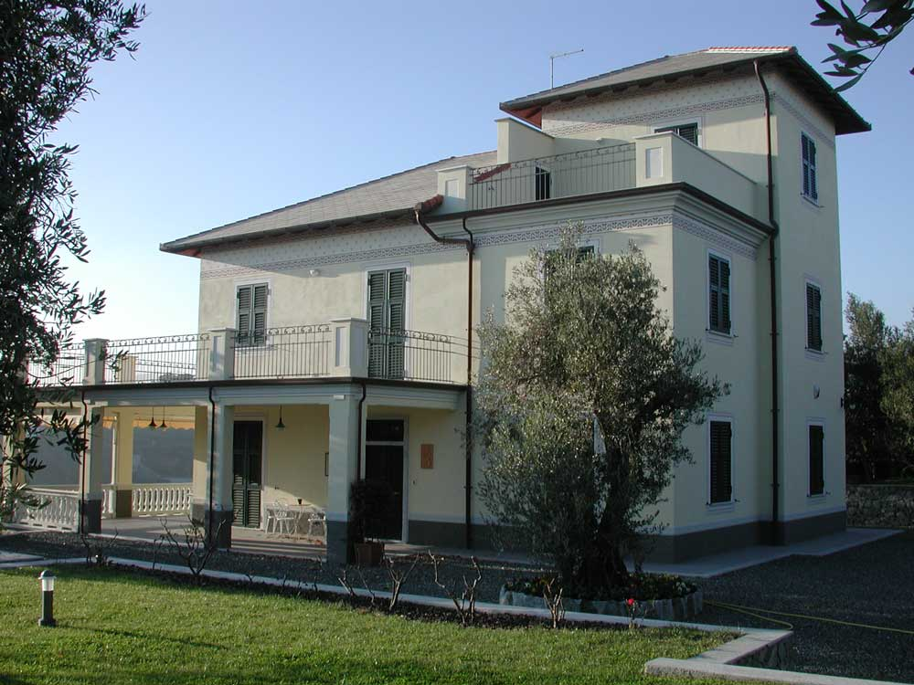 Persiane e serramenti villa a Celle