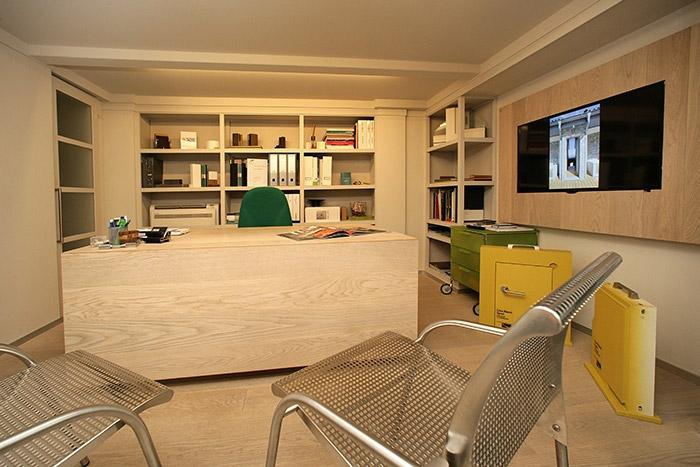 Ufficio showroom